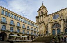 Visita guiada por Orense y su Catedral