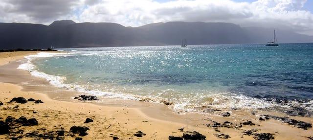 Excursión a la isla de La Graciosa