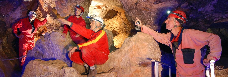 Visita guiada por la mina de La Condenada
