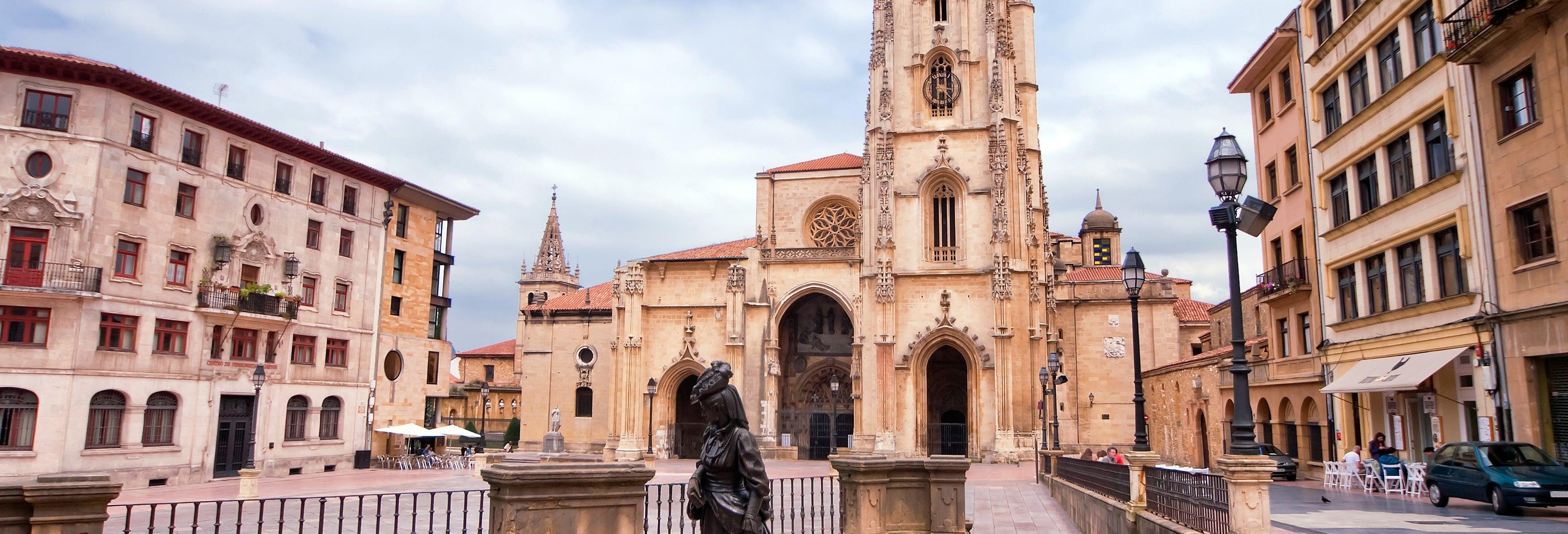 Visita guiada por Oviedo