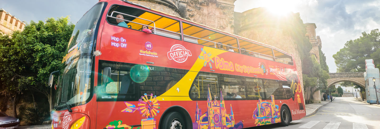 Ônibus turístico de Palma de Mallorca