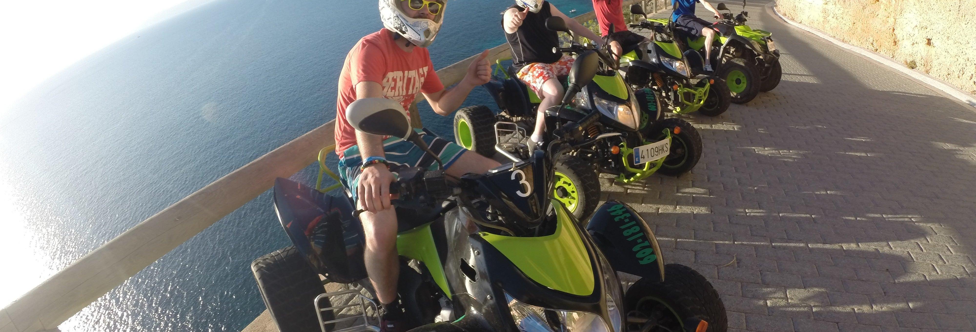 Tour en quad por el sur de Mallorca