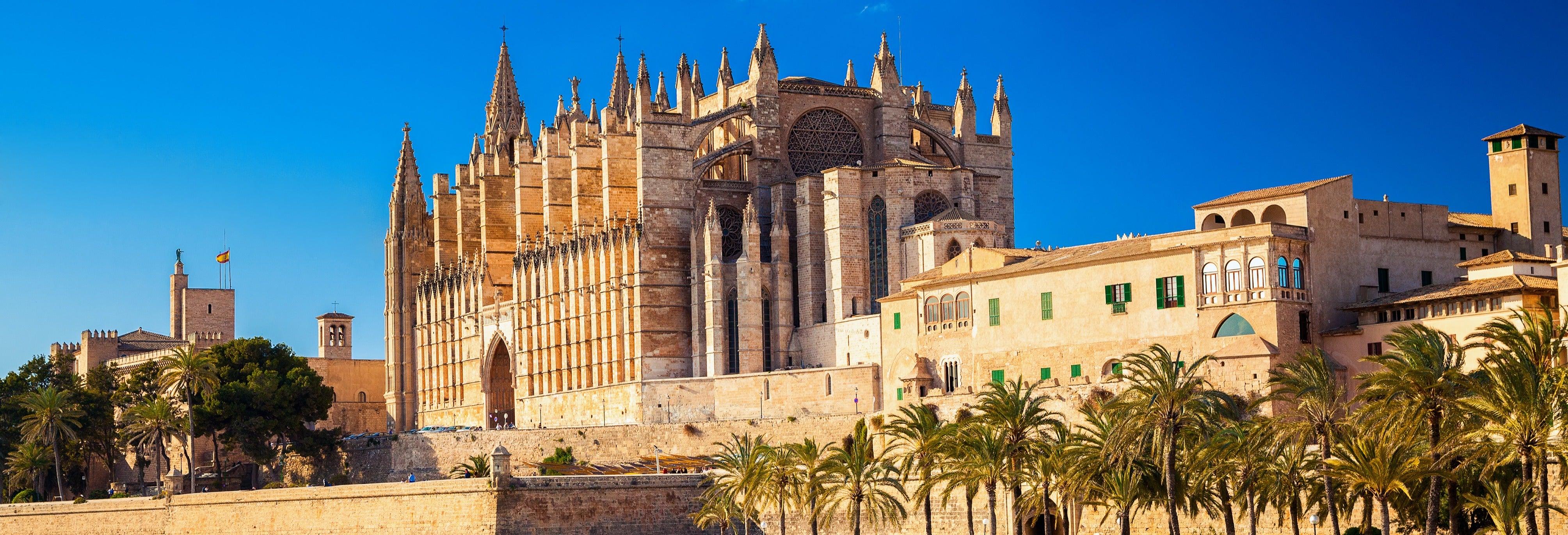 Visita panorámica por Palma de Mallorca