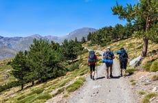 Senderismo por el Parque Nacional de Sierra Nevada