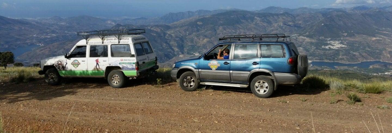 Visite du Parc National de Sierra Nevada en 4x4