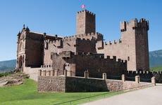 Excursión al monasterio de Leyre y al castillo de Javier