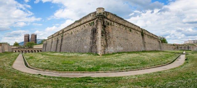 Visita guiada por las murallas de Pamplona