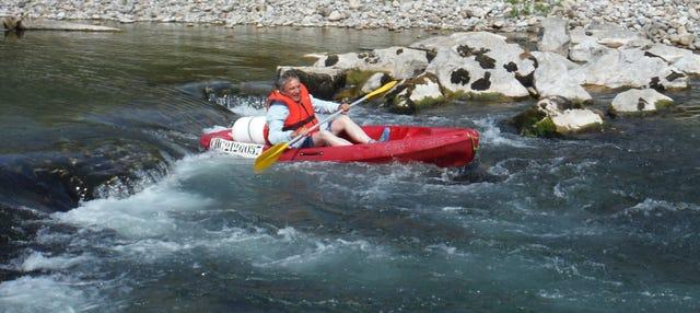 Descenso del río Deva por libre