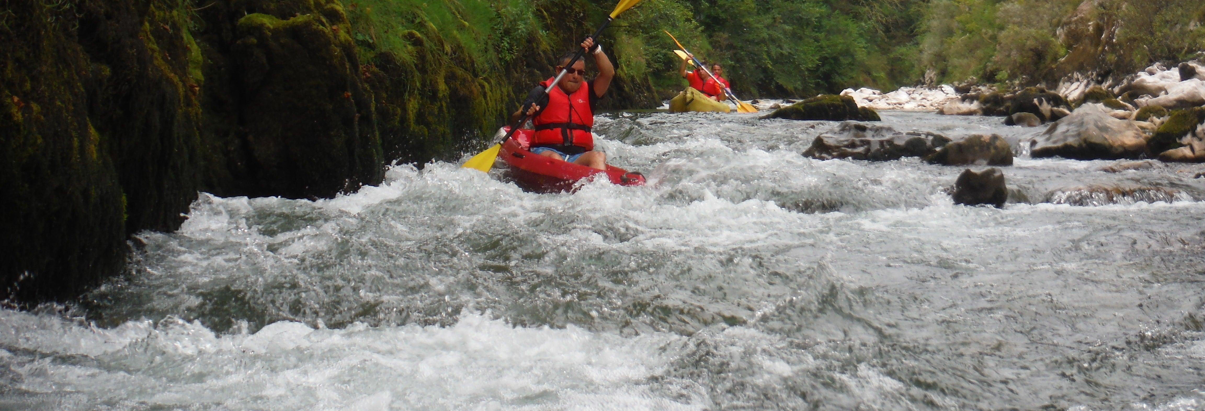 Descenso del río Deva