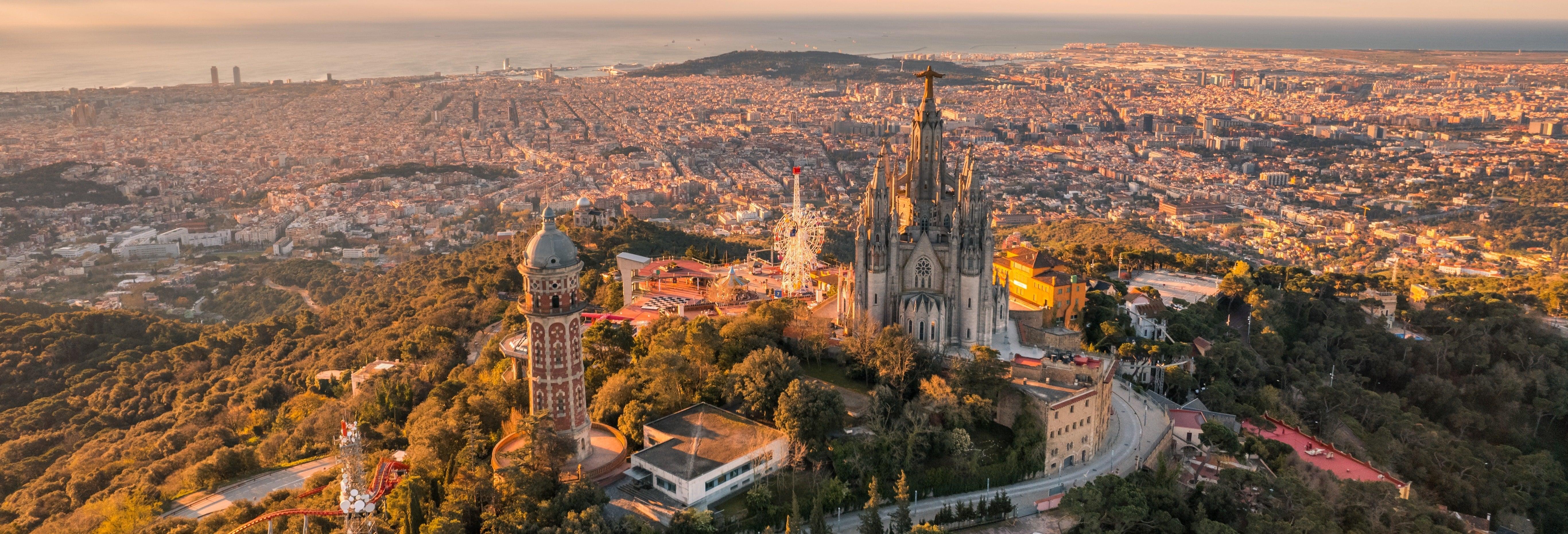 Barcelona Day Trip from Pineda de Mar