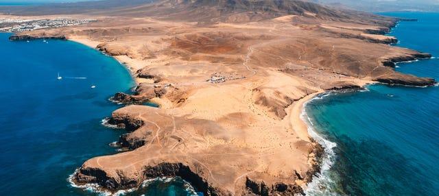 Tour en velero por las playas de Papagayo