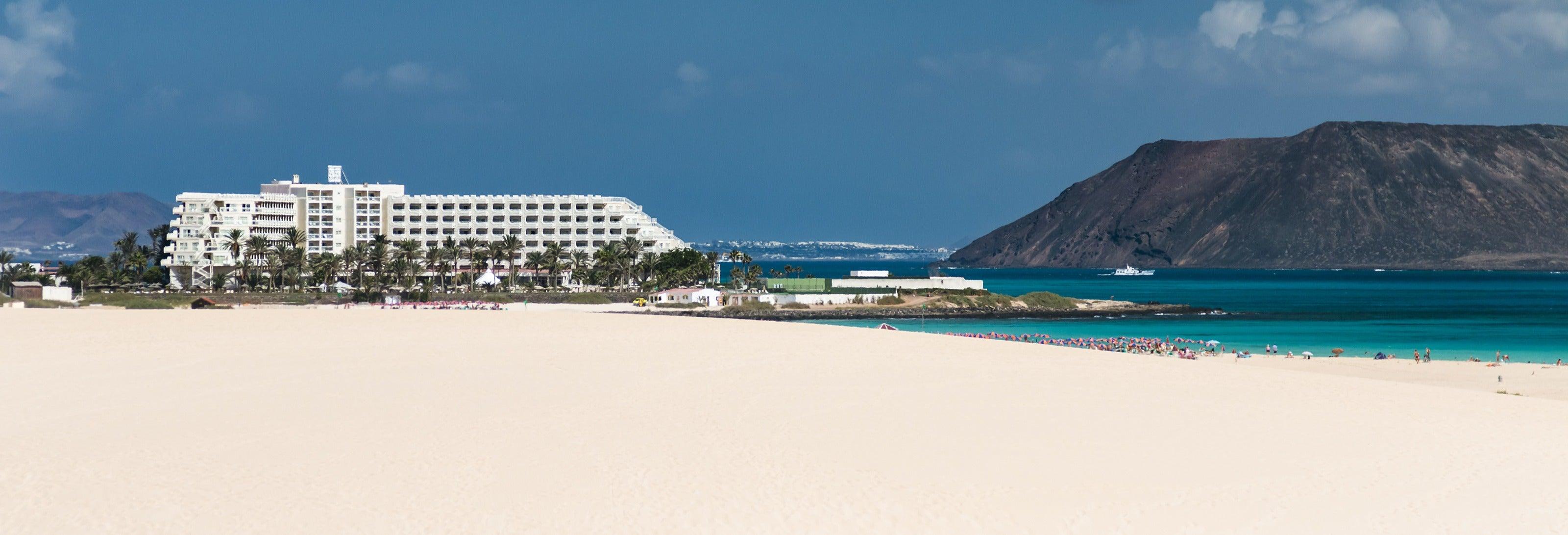 Fuerteventura por libre en ferry desde Playa Blanca