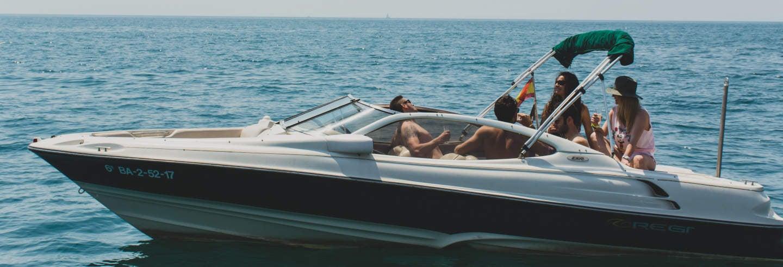 Private Boat Hire with Skipper