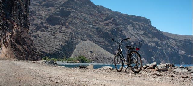 Alquiler de bicicletas en La Gomera