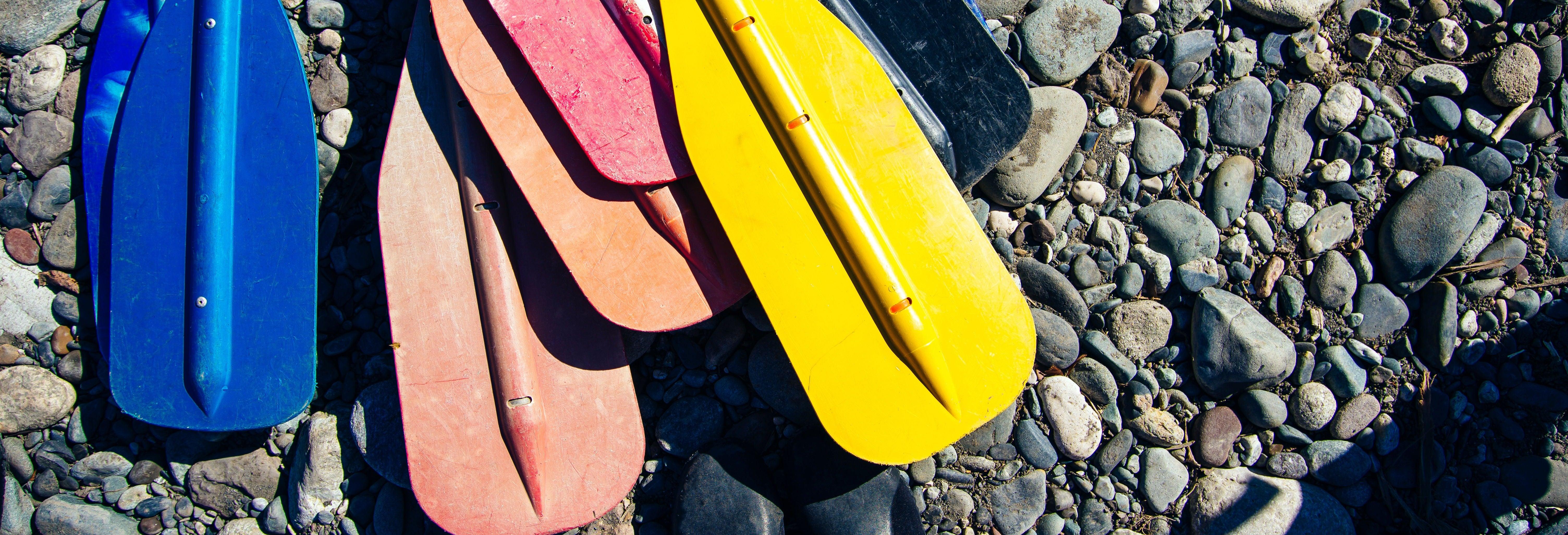 Noleggio kayak a Playa Santiago