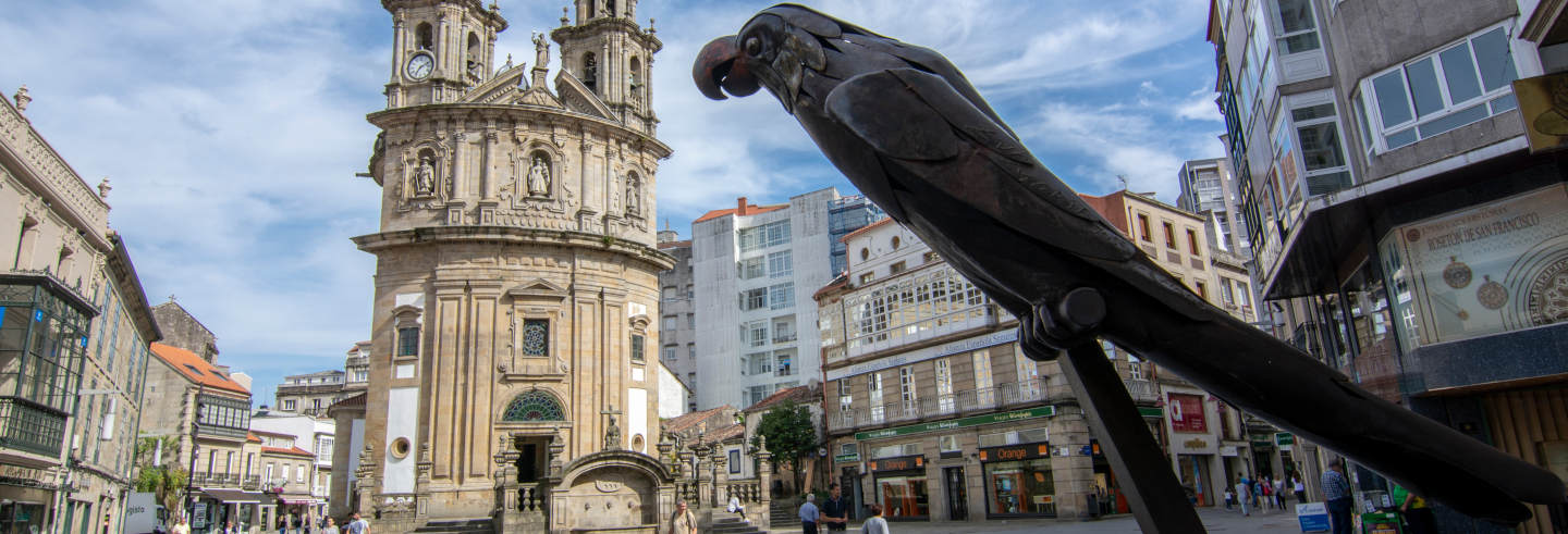 Free tour dos mistérios e lendas de Pontevedra
