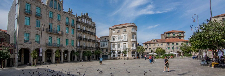Tour por Pontevedra + Comida galega