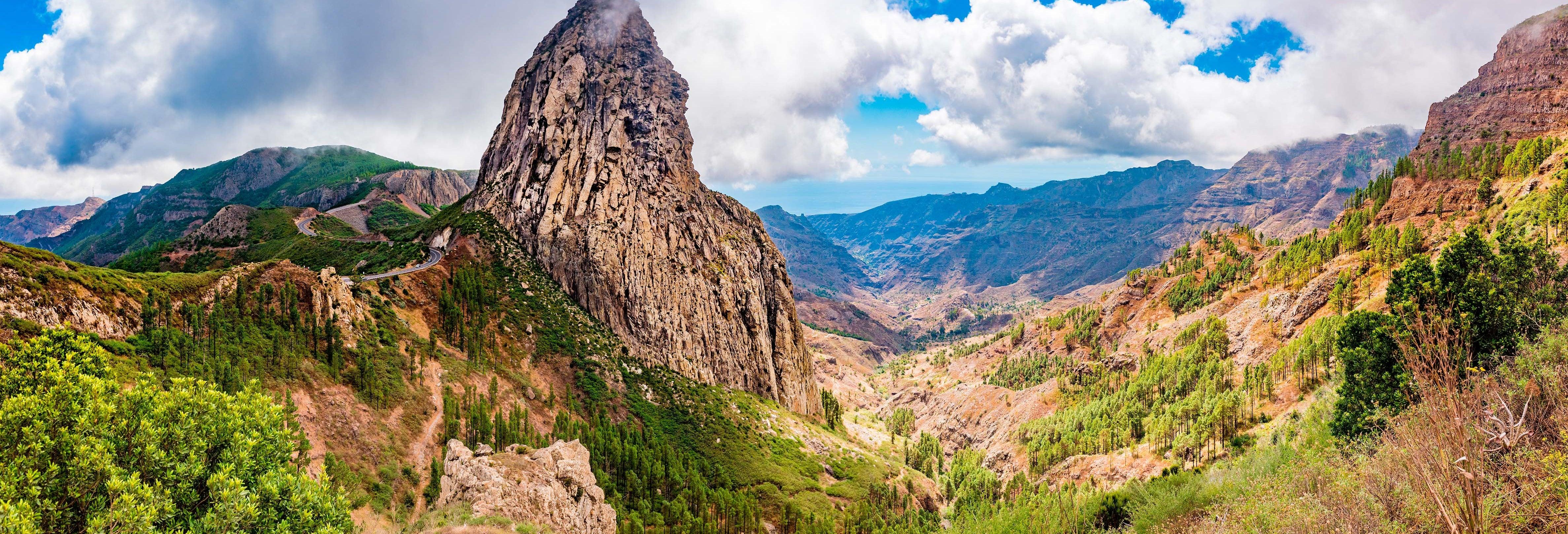 Escursione a La Gomera dal nord di Tenerife