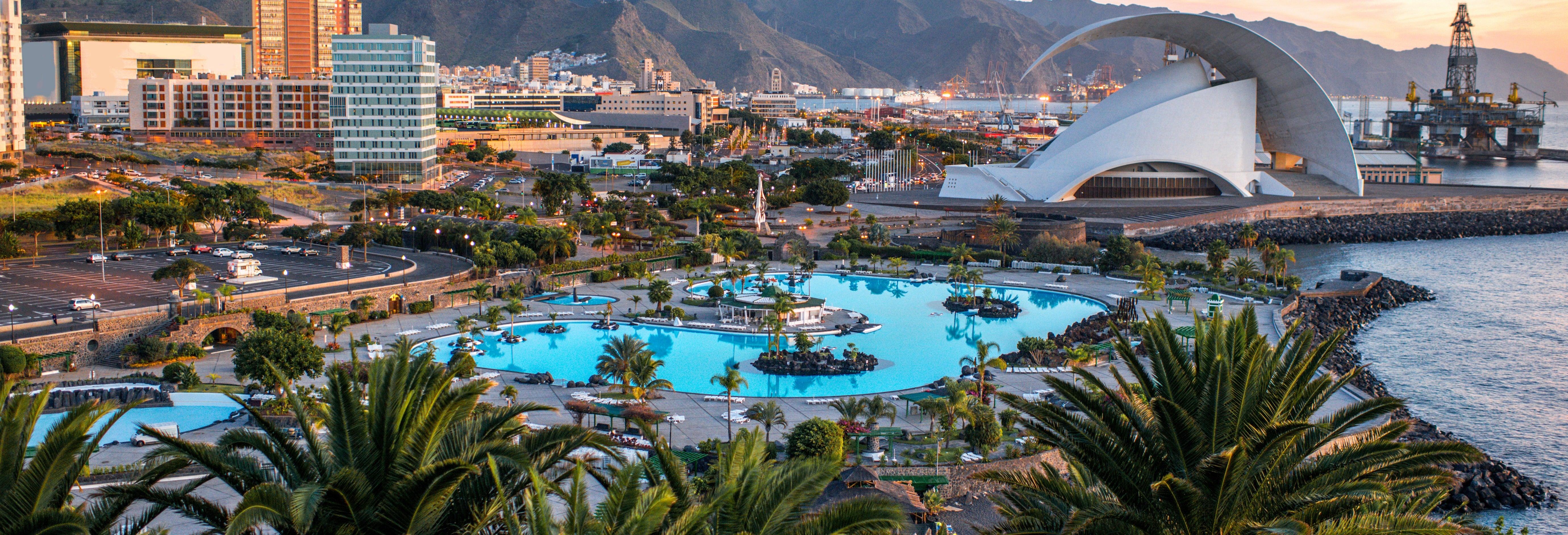 Escursione a Santa Cruz, La Laguna e Taganana dal nord di Tenerife