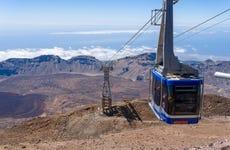 Excursión al Teide + Entrada al teleférico desde el norte