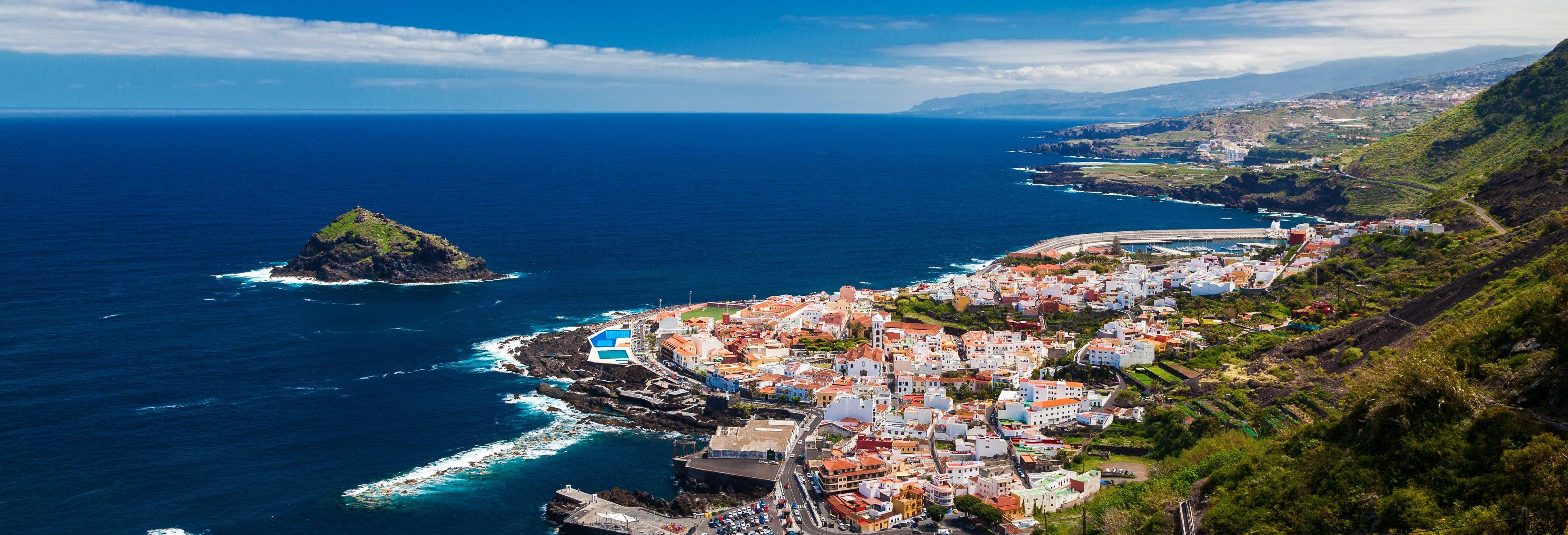 Excursión al Teide, Icod y Garachico desde el norte de Tenerife