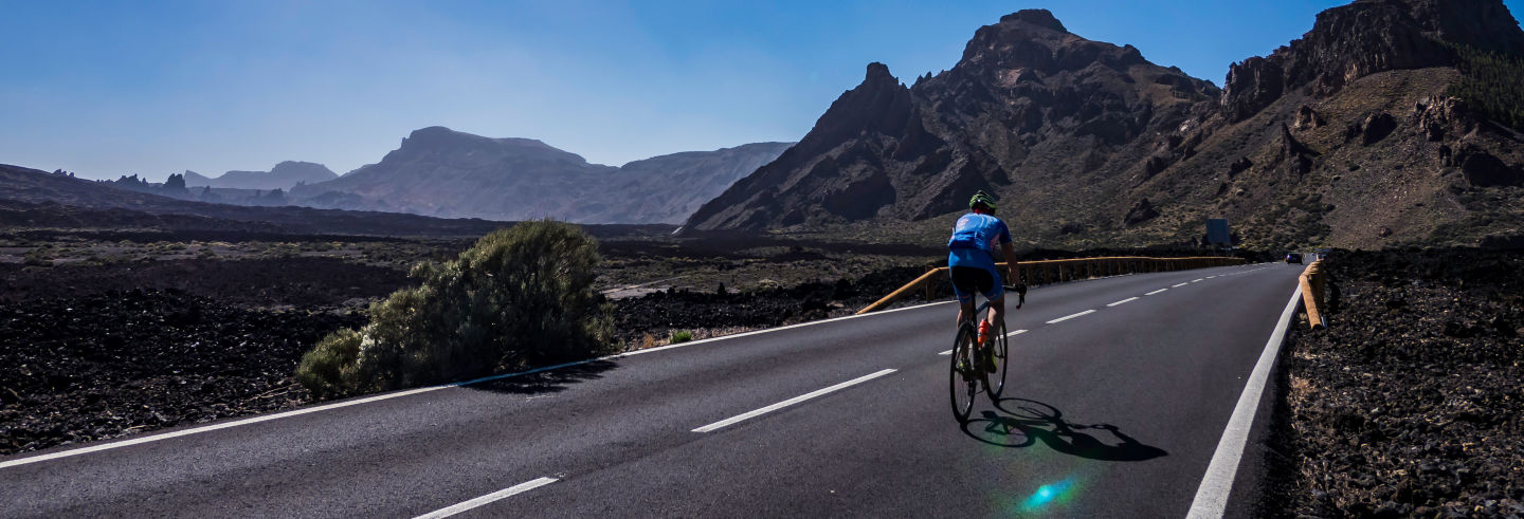 Tour en bicicleta por el Teide