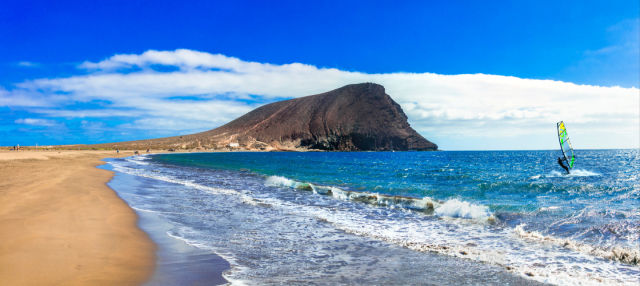 Tour de Tenerife, la vuelta a la isla, desde el norte