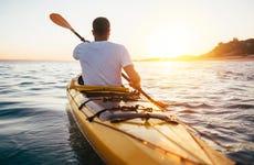 Tour en kayak por Puerto de Mazarrón