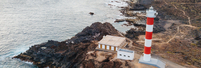 Senderismo por la Punta de Abona y sanatorio de Abades