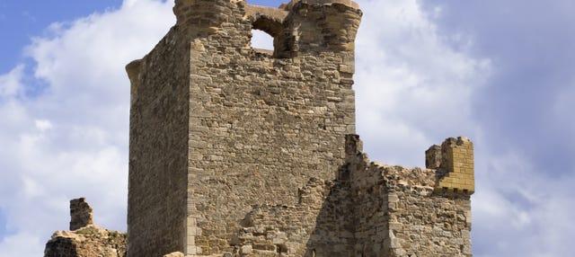 Visita guiada por el castillo de Quel