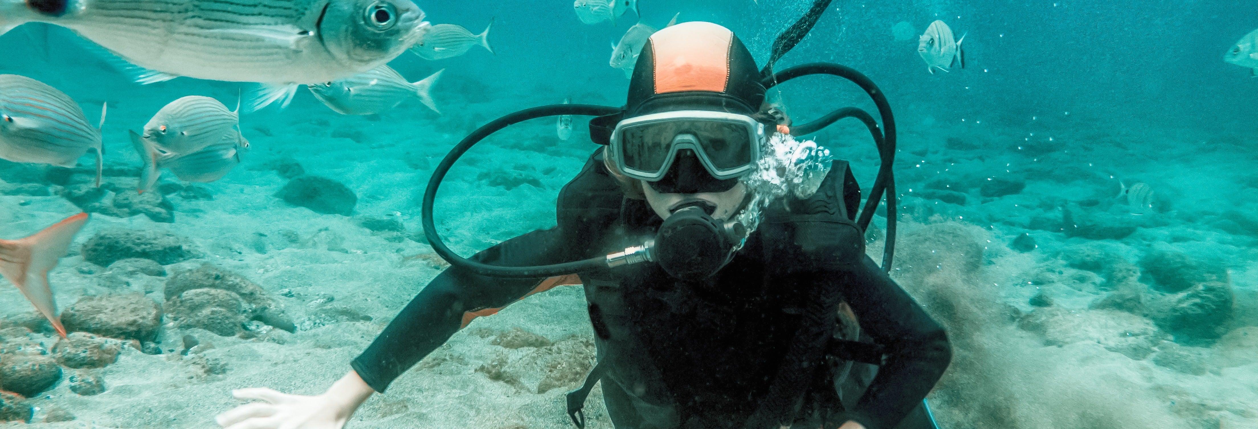 Cours de plongée PADI Open Water en Radazul