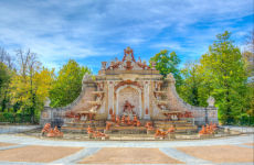 Free tour por los jardines del Palacio Real de La Granja