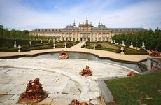 Visita guiada por el Palacio Real de La Granja y sus jardines