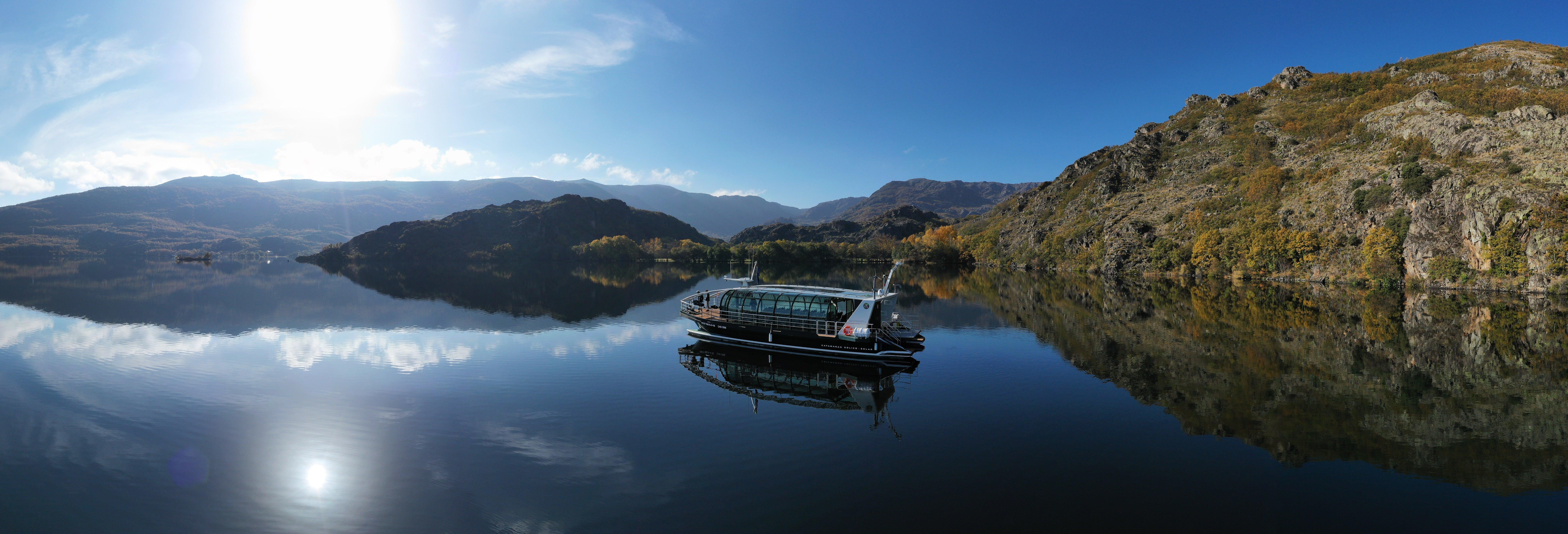 Balade en bateau sur le Lac de Sanabria