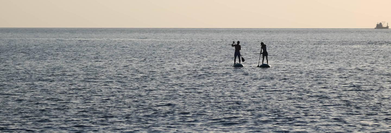 Alquiler de paddle surf en Ribadesella