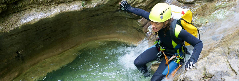 Canyoning nas Astúrias