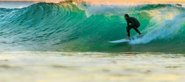 Curso de surf en Ribadesella