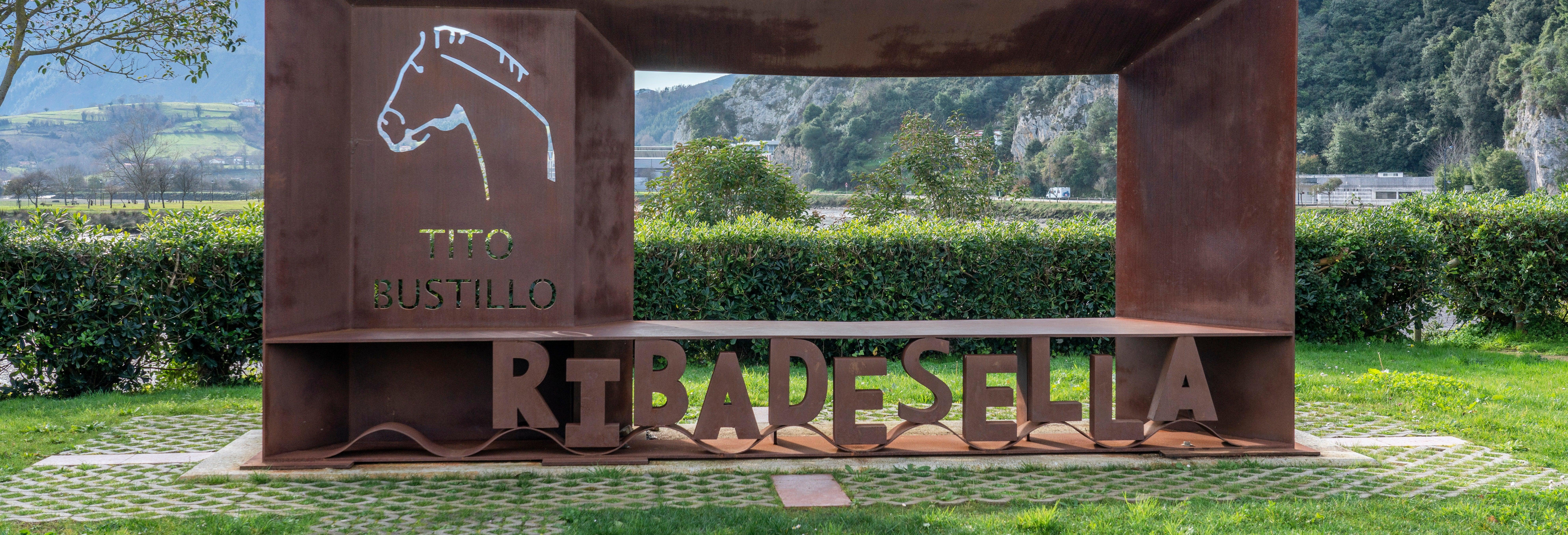 Entrada al Centro de Arte Rupestre de Tito Bustillo