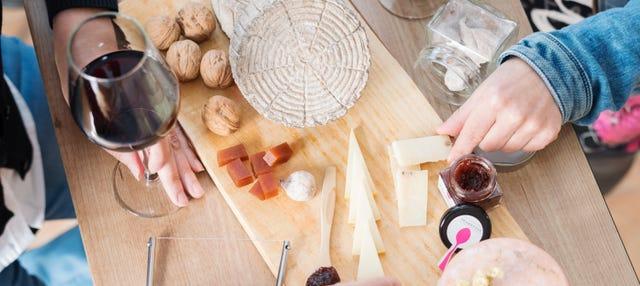 Visita a la quesería Buenavista