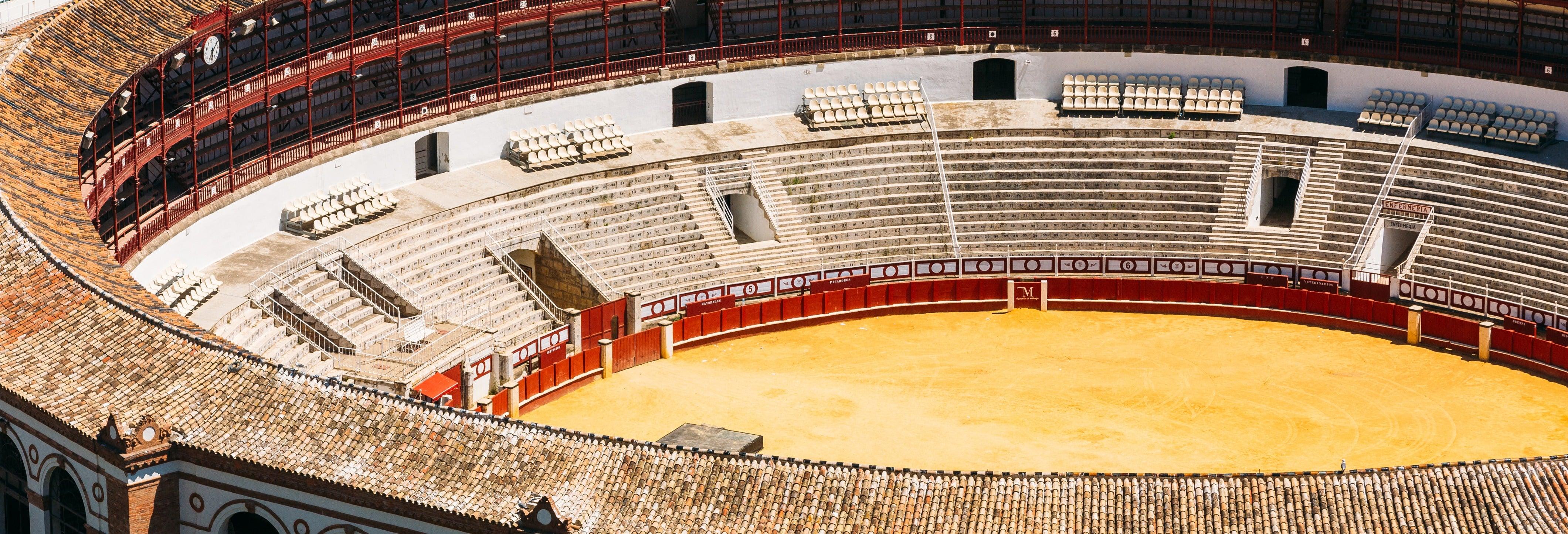 Visite de l'Arène de Ronda