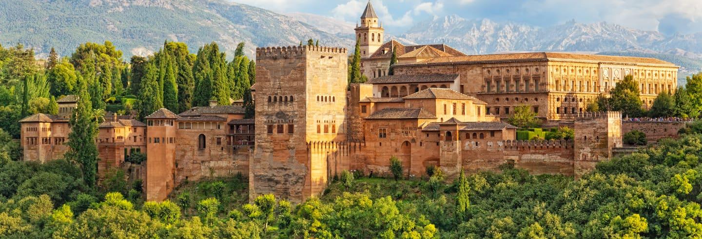 Excursión a Granada y a la Alhambra