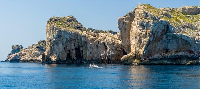 Paseo en catamarán por las islas Medas