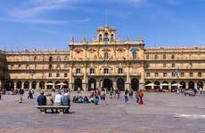 Free tour por Salamanca