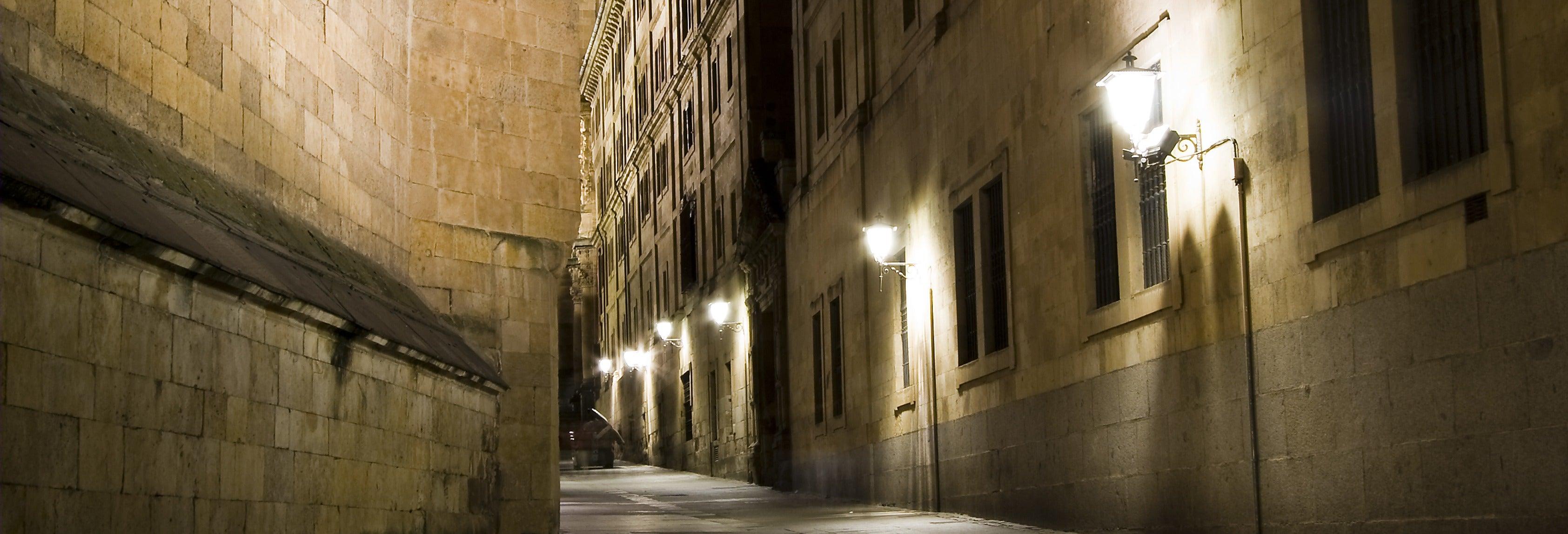 Free tour por la Salamanca paranormal ¡Gratis!