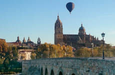 Salamanca Hot Air Balloon Ride