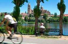 Tour en bicicleta por Salamanca