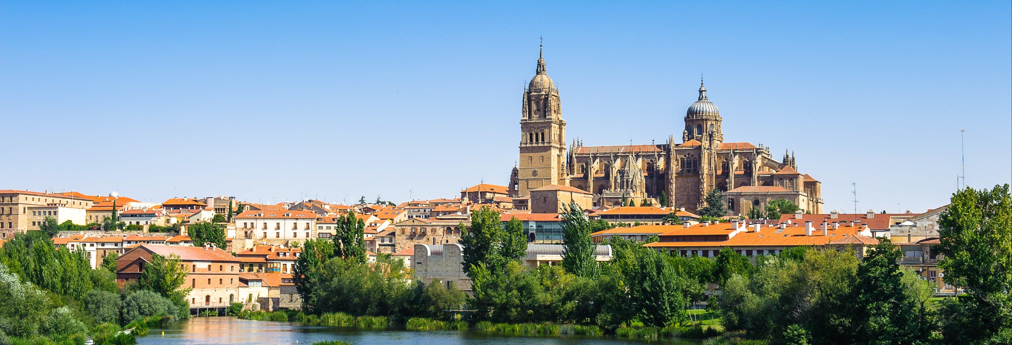 Tour de Salamanca al completo