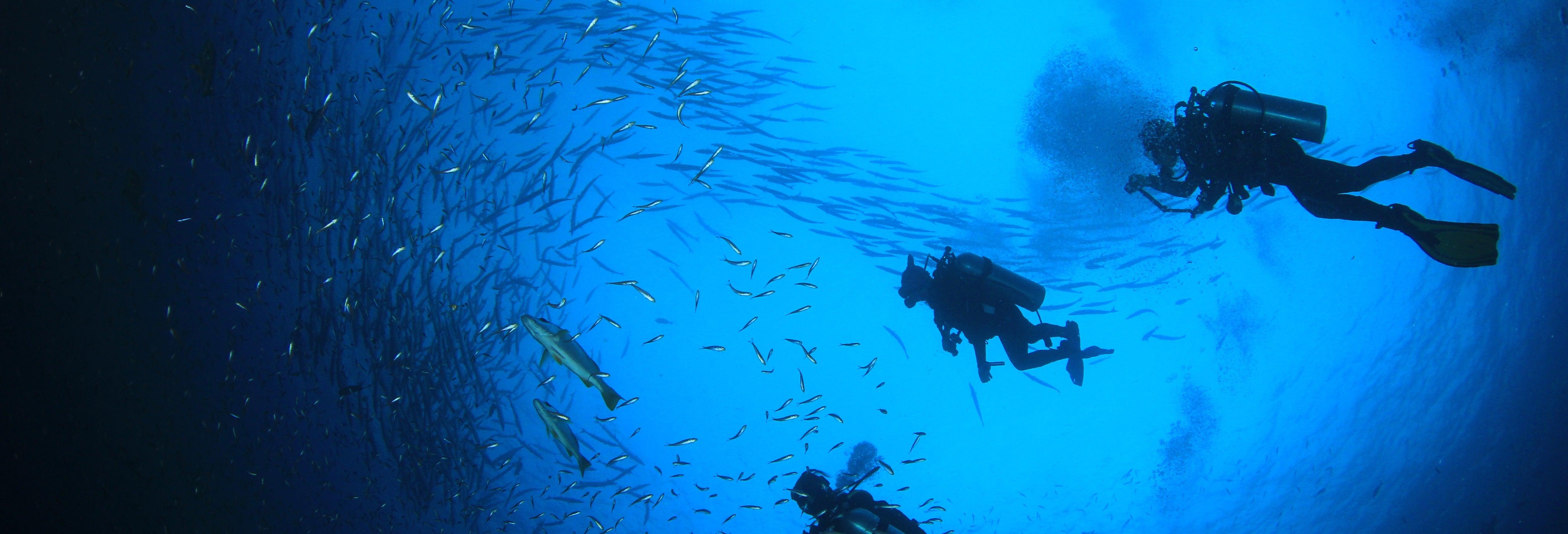 Bautismo de buceo en Salou