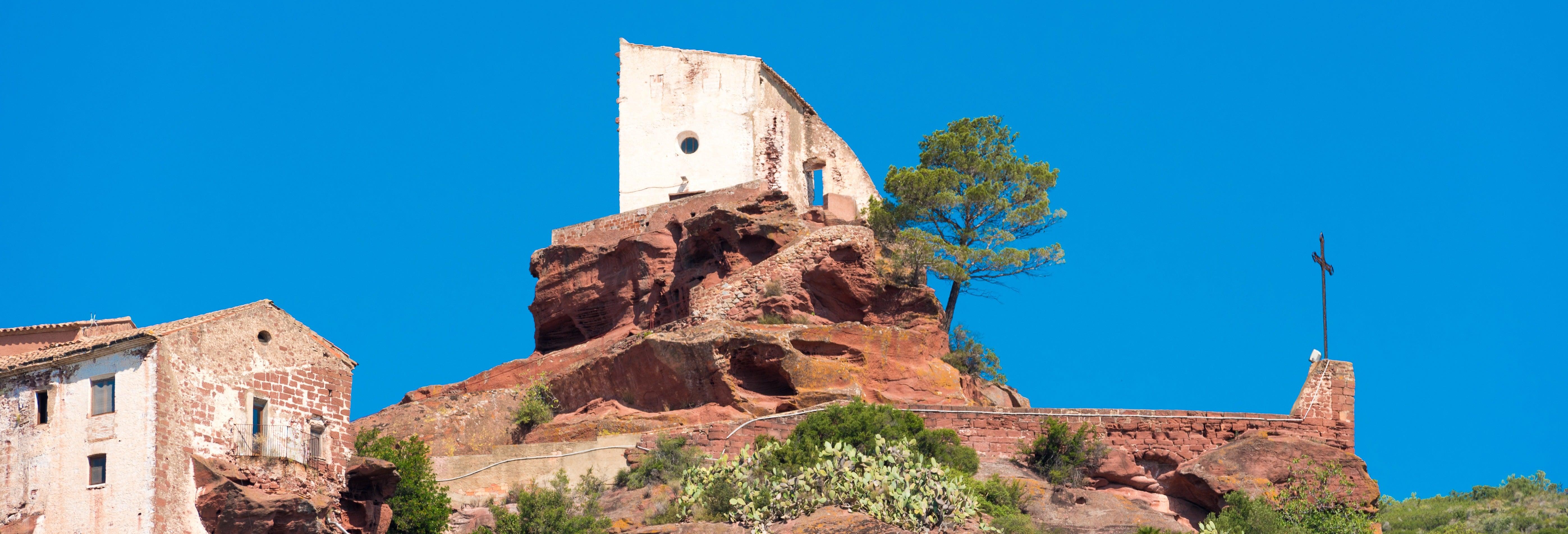 Kayaking & Day Trip to Ermita Mare de Déu de la Roca
