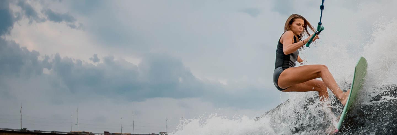 Esqui aquático e wakeboard em Salou